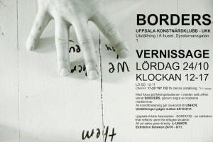 affisch BORDERS WEB