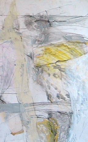 Blandteknik på ritfilm/ mixed media © 2009 Katrina Loelv